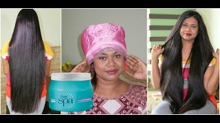 How To Do HAIR SPA At Home For Shiny Hair (step by step process) | Sushmita's Diaries