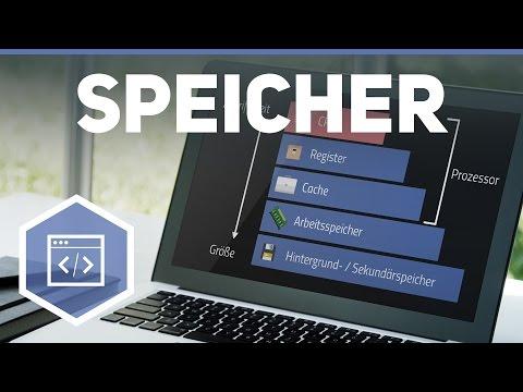 Der Speicher - Komponenten Eines Computers 3 ● Gehe Auf SIMPLECLUB.DE/GO & Werde #EinserSchüler