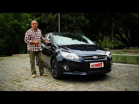 Teste Ford Focus - Vrum