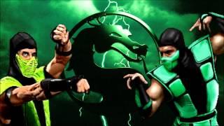 Mortal Kombat Style - Reptile