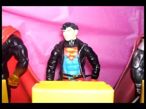 Super Friends EP.012- The One With The Reign Of Superman Stop Motion