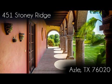 451 Stoney Ridge Azle, Texas 76020
