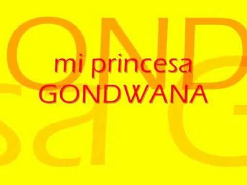MI PRINCESA (gondwana)(letra)