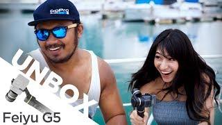 รีวิว Unbox Feiyu G5 ไม้กันสั่น GoPro กันน้ำสาดได้ ราคาคุ้มมั้ย?