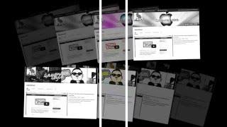 2560 x  1440 фоны для youtube