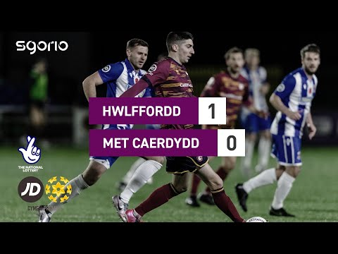 Haverfordwest Cardiff Metropolitan Goals And Highlights