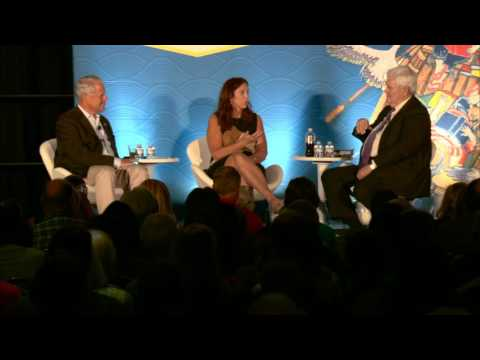 Newt Gingrich & Steven J. Israel: 2016 National Book Festival