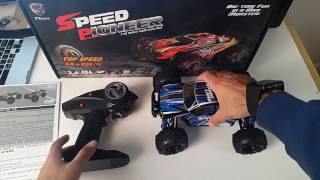 Best RC Truck - Fastest Speeds 40kmph by NEXGADGET