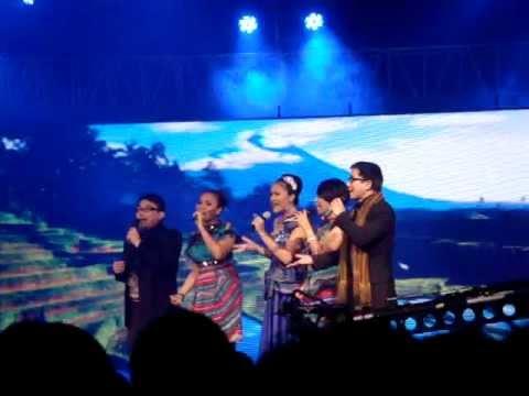Elfa's Singers & Lea Simanjuntak - Don Dap Dape & Jenger - The Real WOW Concert