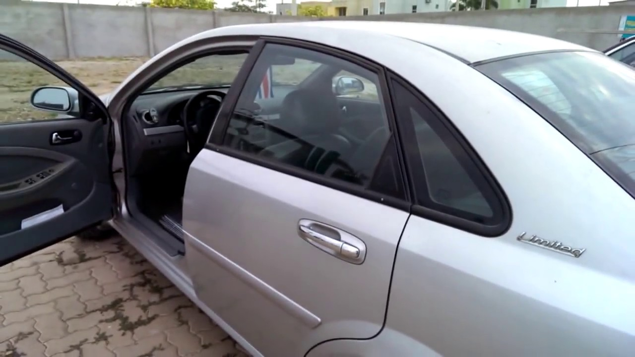 Chevrolet Optra Limited 2008 Youtube