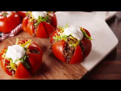 Jennie James - Taco Tomatos