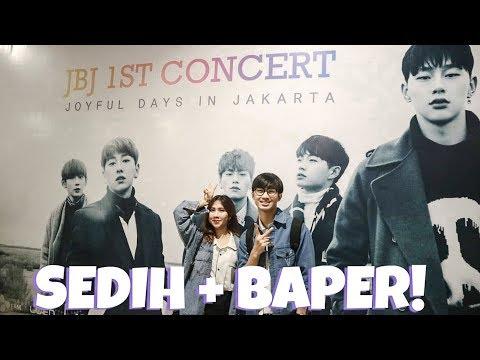 #V-LOG JBJ's LAST CONCERT IN JAKARTA | VIP EXPERIENCE + HI TOUCH
