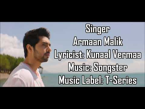 tootey-khaab-lyrics-#armaan-malik---the-hindi-sad-song-is-sung-by-#armaan-malik