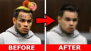 Download 6ix9ine Changed His Appearance Because Of Witness Protection..
