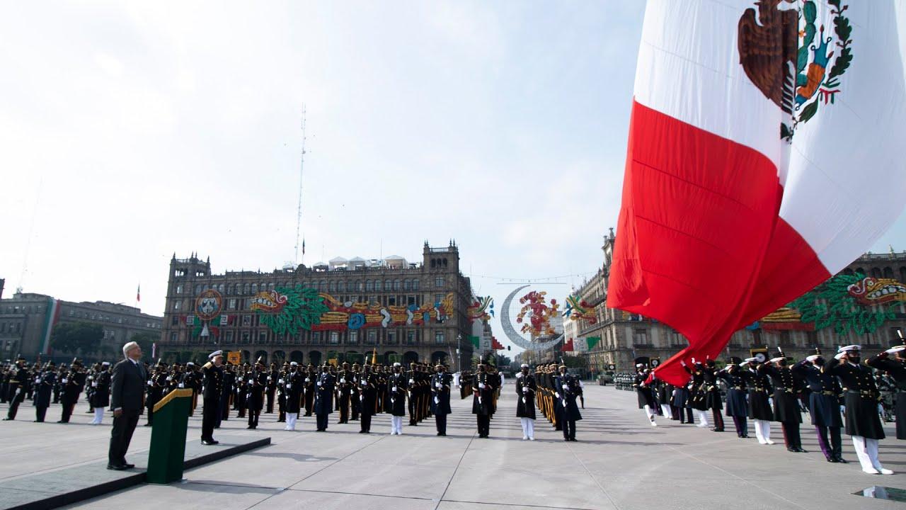 Download Desfile cívico militar: 211 años del Grito de Independencia