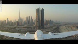 شاهد.. كيف تحافظ دبي على سلامة أجوائها من الطائرات المخالفة