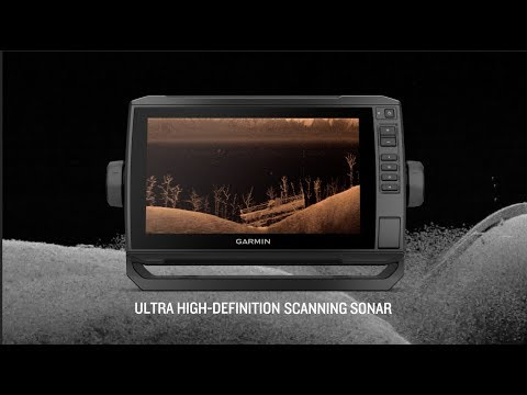 Garmin Ultra High-Definition Scanning Sonar System