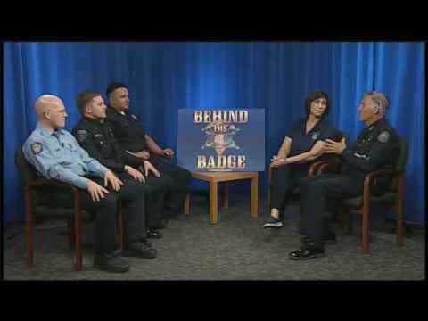 Behind the Badge: The Fusion Center