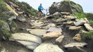 Faszination AlpenX - Alpencross 2011 - via Migra (Teil 1 von 4)