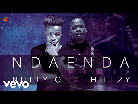 Hillzy, Nutty O - Ndaenda (Official Audio)