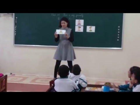 Trò chơi giờ học tiếng Anh - Trường tiểu học thị trấn Nghi Xuân