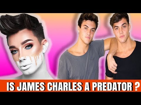 DOLAN TWINS CANCEL JAMES CHARLES WITH RECEIPTS thumbnail
