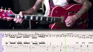 Stray Cats - Runaway Boys Guitar Tabs