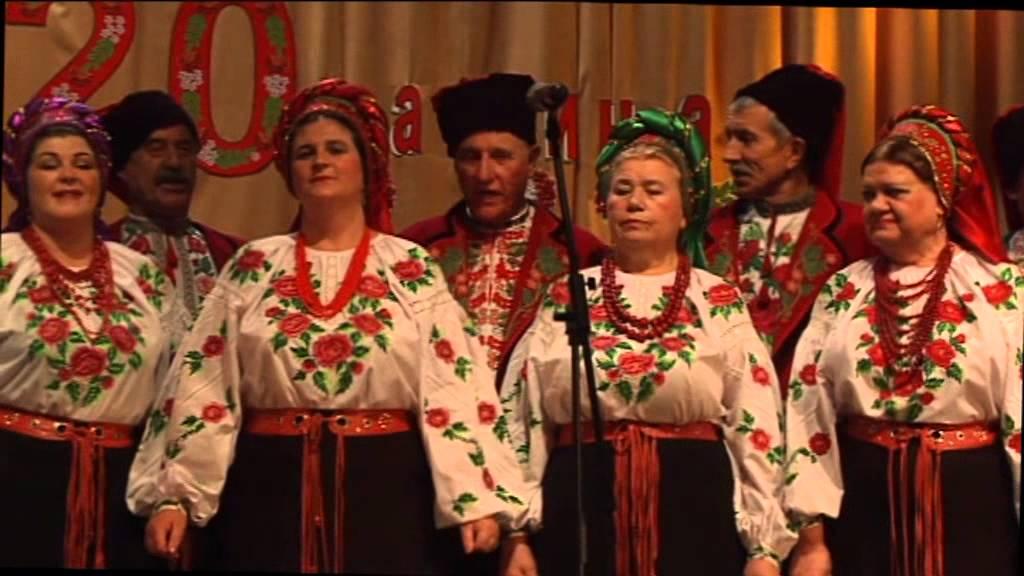 Украинские народные песни сформировались как жанр в м веке, четко разделяются по тематике.