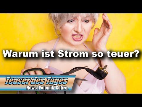Strompreise: Deutschland ist wieder Weltmeister (Teaser 24.09.20)