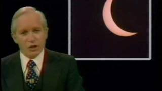 Funny Video: 1979 Solar Eclipse - News Anchor Talks About The Future