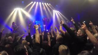 Moonspell - An Erotic Alchemy (live in Warsaw at Progresja 30.10.2015