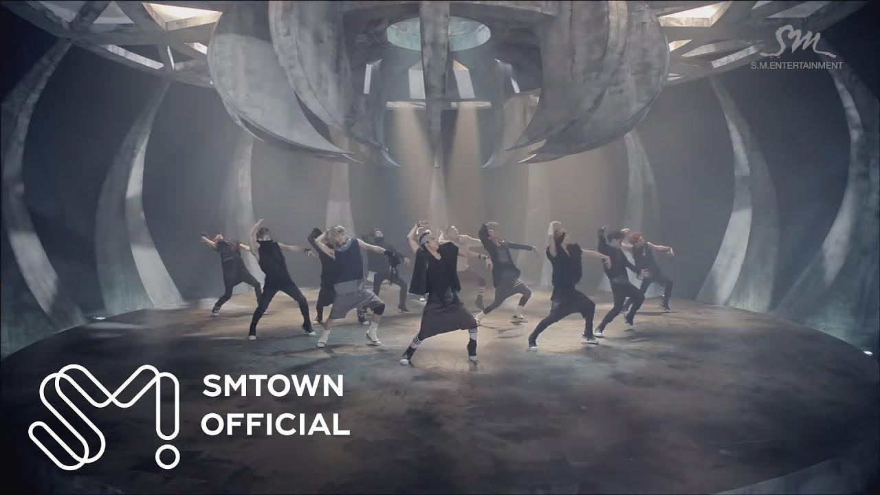 EXO – Wolf Korean Ver