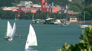 Busy time for the Royal New Zealand Yacht Squadron