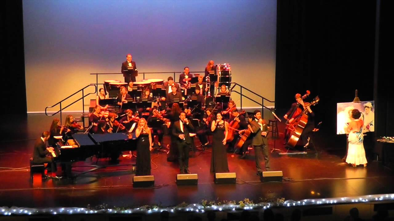 Loved me back to Life with Chilliwack Symphony Orchestra and Vivace