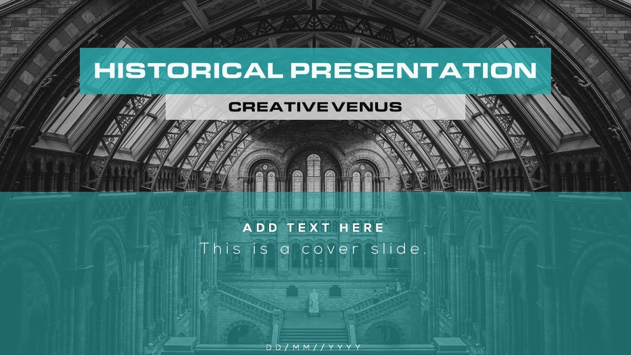 how to create history presentation in microsoft office powerpoint ppt