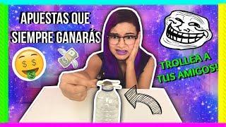 ¡10 TRUCOS DE MAGIA! 😱 // APUESTAS QUE SIEMPRE GANARÁS ♥ Lulu99