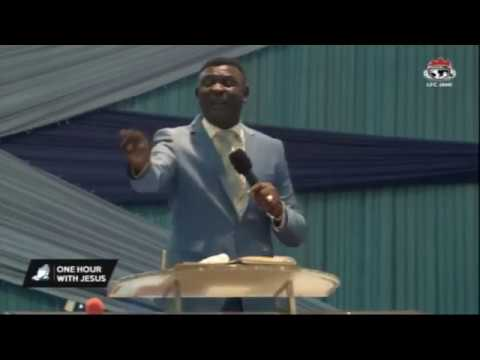 ONE HOUR WITH JESUS: OVERCOMING THE MYSTERIES OF WICKEDNESS BY PST. CHRIS ABRAHAM