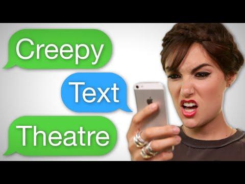 ETC Archive: Creepy Text Theatre with SASHA GREY