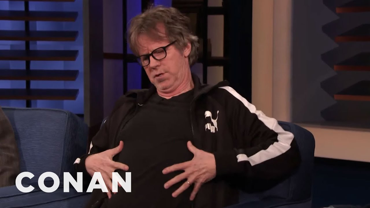Dana Carvey Practices His Impressions In The Wild - CONAN on TBS