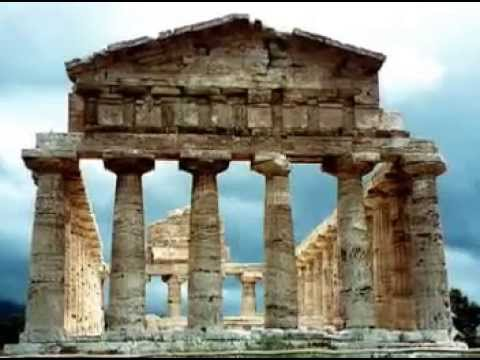 ANCIENT GREEK TEMPLES.