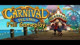 Kisko3DStream - Carnival Island (PS Move) Full Gameplay