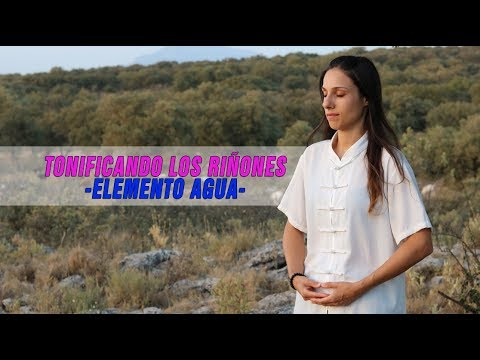 Chi Kung Práctico:Tonificando los Riñones (Elemento agua)