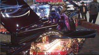 INSANE LOW RIDERS @ THE TEJANO SUPER CAR SHOW IN ODESSA, TX!