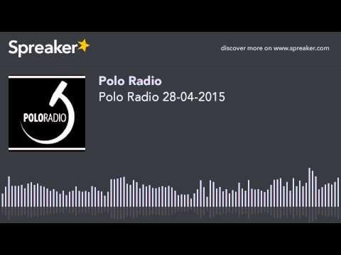 Polo Radio 28-04-2015 (hecho con Spreaker)
