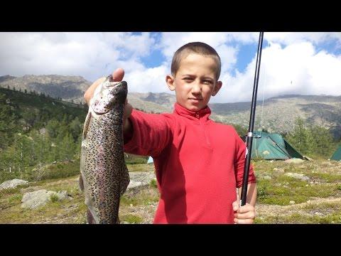 Рыбалка в Хакассии