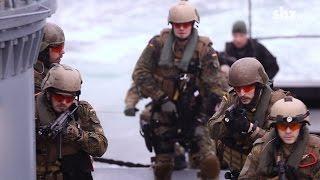 Eckernförde: So hart trainieren die Marinesoldaten für den Mittelmeer-Einsatz