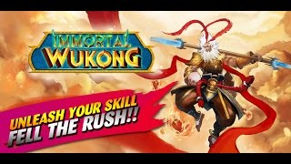 Immortal Wukong