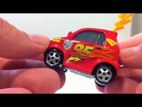 Cars 2 cartney juguete miniatura mattel youtube - Cars en juguetes ...