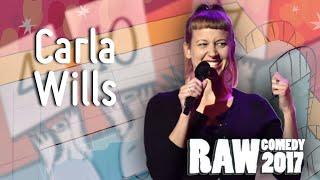 Gambar cover Carla Wills (SA) - RAW Comedy National Grand Final 2017