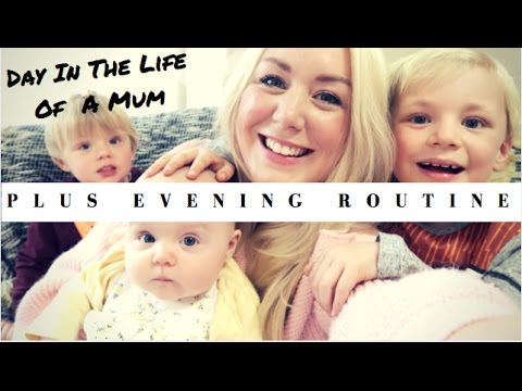DAY IN THE LIFE OF A LONDON MUM | Family Evening Routine & Toddler Allergy Test